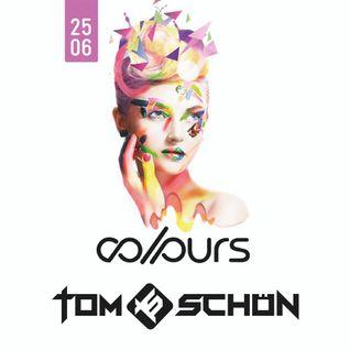 Tom Schön - Colours 25-06-2016 Tanzhaus West Frankfurt