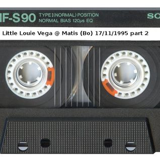 LITTLE LOUIE VEGA @ Matis (Bo) 17/11/1995 part 2