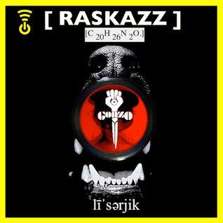 RASKAZZ - līˈsərjik