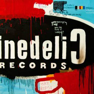 Cinedelic Mono - Italian Library - 70's MegaRare Atomic Sound