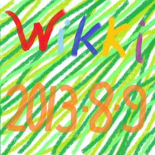 Wikki-Mix 2013/08/09