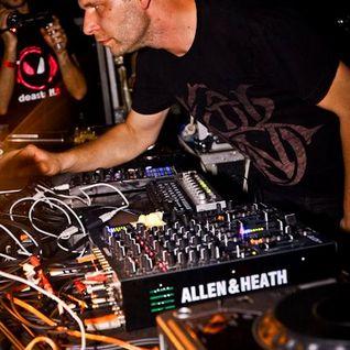 Martin Buttrich (live) @ Desolat,Cue Bar - ADE 2012 (19.10.12)