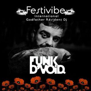Festivibe Radio Show 014 - Funk D'Void