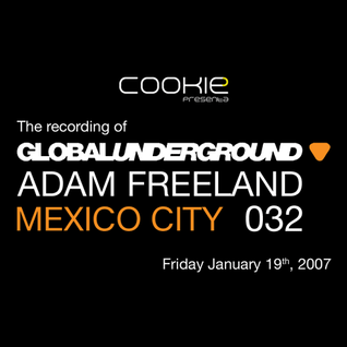 Adam Freeland - Live at GU 032 After Party, Cookie´s House, Mexico (20-01-2007)