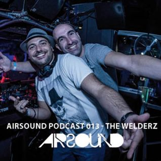 The Welderz_Airsound Podcast_May 2014