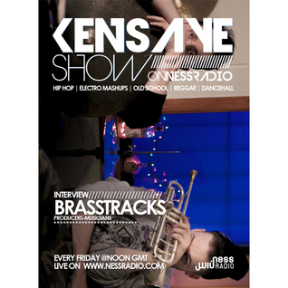 Brasstracks interview - Kensaye Show - Ness Radio