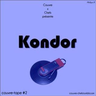Couvre-Tape #2 /// Kondor