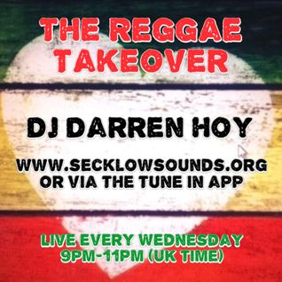 The Reggae Takeover 16th July 2014