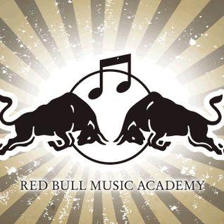 RED BULL MUSIC ACADEMY 2011 @ MIXOLOGY