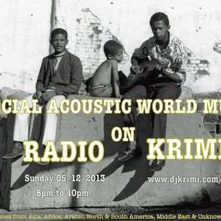 Special Acoustic World Session