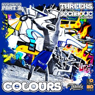 Threeks - Colours - Soca Mix 2012 (Part 2)