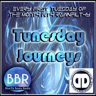 Tunesday Journeys no. 21 Live on Different Drumz [05-01-16]