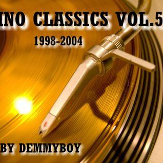 Techno Classics Vol.5 (1998-2004) - Mixed by Demmyboy