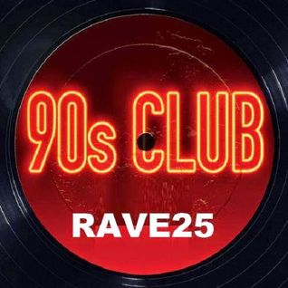 Club Mellow House Classics Megamix - Mixed By rave25