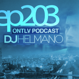 ONTLV PODCAST - Trance From Tel-Aviv - Episode 203 - Mixed By DJ Helmano