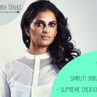 #19 How the canvas tote bag became a fashion statement with Smruti Sriram, Supreme Creations