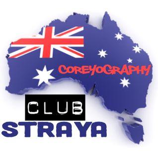 COREYOGRAPHY | CLUB STRAYA