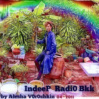 IndeeP Radio Bkk by Alesha Voroshkin 04-2011