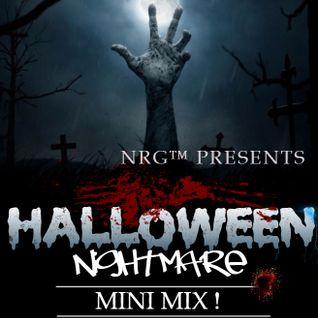 DJNRG™- HALLOWEEN MINI MIX 2016