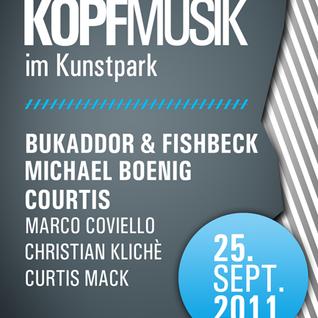 Curtis Mack @ Kopfmusik - Kunstpark Köln
