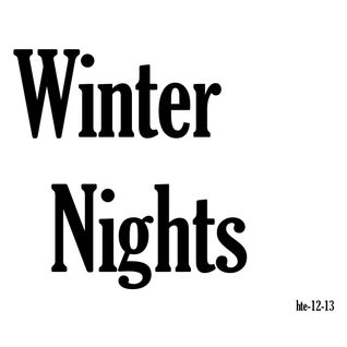 Winter Nights Mix