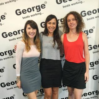 George FM Grind with Tali & Georgie Fisher 19/01/16