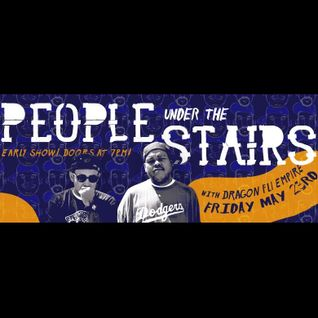 People Under the Stairs Tribute