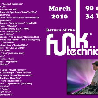 Dappasetz Archive: Return of the Funk:Technician