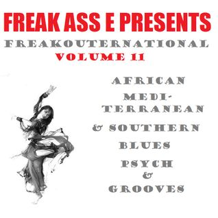 FreakOuternational Vol. 11