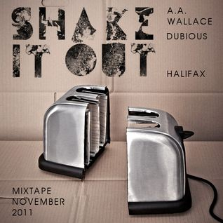 Shake it Out Halifax Fall 2011 Mix