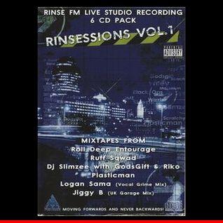 Plasticman - Rinsessions Vol 1 [2005]