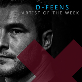 "d-feens - Frisky radio - ""Artist of the week""  Septemper 2014"