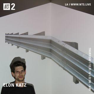 Elon Katz - 1st December 2016