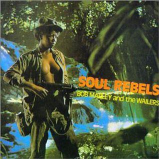 Bob Marley Birthday Tribute Special 2/6/13 by DJ Big Black Matt on Radio Lily