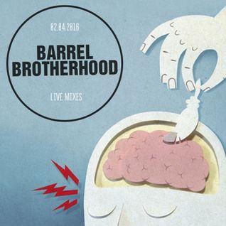 DJ Sneakers — Barrel Brotherhood 02/04/16