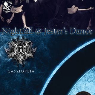 Jester's Dance - RadioShow @ Radiozografou.gr - 02-03-2013 , With Guests Nightfall