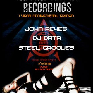 Steel Grooves - Plush Warm Up - Jan 05 2012