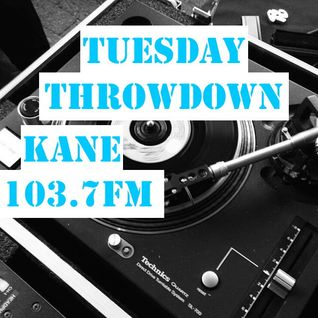 Tuesday Throwdown funking it right up!