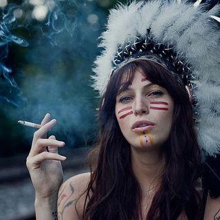 Native Smoke Rings Mix  (downtempo) By Chillsky