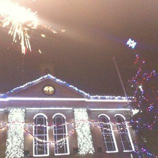 Melksham Town Sound live at the Christmas Fayre 2013
