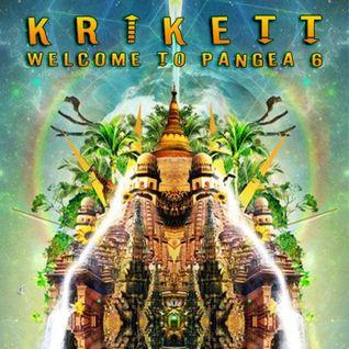 Mixtress Krikett - Welcome To Pangea - Psybreaks