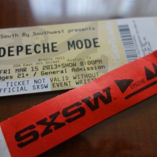 Depeche Mode - Live at SXSW Festival, Austin, TX (15-03-2013)