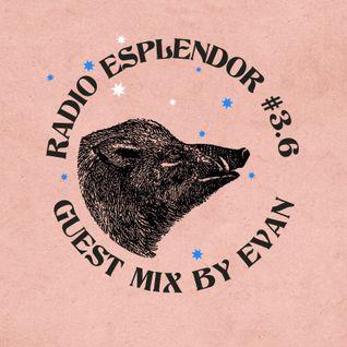 Radio Esplendor #3.6. w/Evan