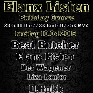 @Rhythm&Stil Elanx Listen BDay-10.04.2015 -Krefeld.