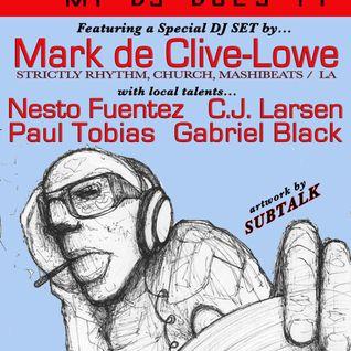 Live at the End Up San Francisco (DJ set)