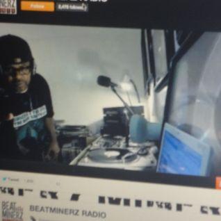 Dj Emskee live set the BeatminerzRadio.com Thanksgiving Mixmaster Weekend Show (pt.2) - 11/29/13