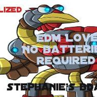 Socialized: EDM Love- No Batteries Required! Dirty Thirty Edition LIVE mix
