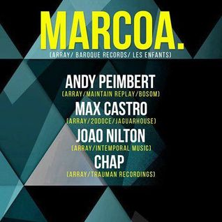 MarcoA @ 20doce (Array Showcase) 15.08.2015