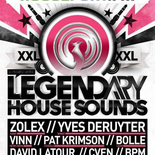 Legendary House Sounds 2013 Mixed By Simox Morad