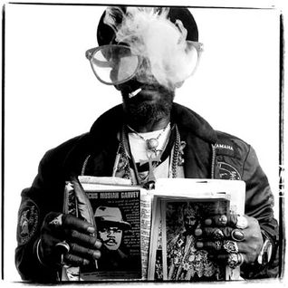 Lee Perry Interview at Riddim Galore OK-Radio Hamburg 1990